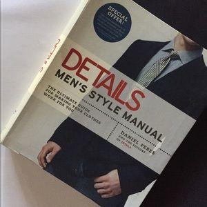 Details men style manual